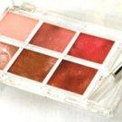 SixPlex Lip Gloss & Lipstick Palette
