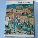 December 1975 Craft Horizons Magazine
