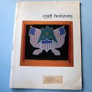 February 1976 Craft Horizons Magazine