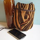 Chocolate Chrysalis Handbag