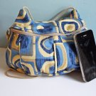 Blue Pumpkin Handbag