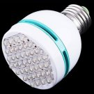 Hot Sell  25pcs/Lots E27 3W 42 LED White Light Screw Bulb Energy Saving Lamp  Free Shipping