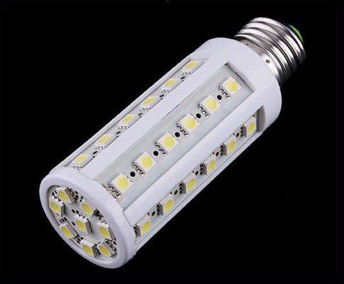 Free Shipping  Hot Sale  Bright 8W SMD Corn Bulb  E27 LED Light Lamp