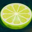 5pcs/lot  Mini Lovely LED Colorful Orange Night Light (Green)  Free shipping