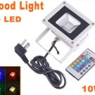 10W RGB Flash Landscape Lighting LED Flood Light Floodlight Free Shipping