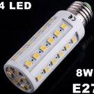 20pcs/lot  8W 44 LED E27 Corn Light Lamp  Free Shipping