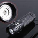 200 Lumen Zoomable 3 Mode CREE LED Flashlight  Cree Flashlight  Flashlights