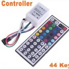 44 Keys IR Remote BRG Port Controller for RGB LED Strip Light  15pcs/lot  Free Shipping