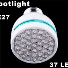 20pcs/lot  Free Shipping  2W E27 37 LED Lamp