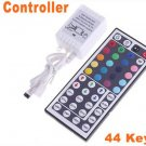 44 Keys IR Remote GRB Port Controller for RGB LED Strip Light  15pcs/lot  Free Shipping