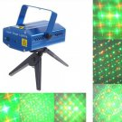 Mini Multicolor Moving Party Stage Laser Light  3pcs/lot  Free Shipping
