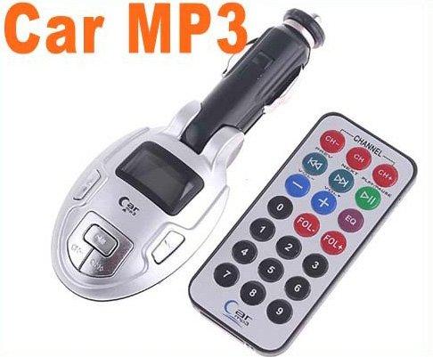 Hot sale Car mp3 Car MP3 player  car mp3 with FM Transmitter remote control