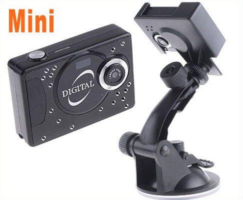 HD 1.5 inch Mini Car Camera Car Motion Detection Car DVR Video Recorder
