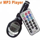 USB/SD/MMC Car MP3  Car mp3 Player With car FM Transmitter remote control 5pcs/lot