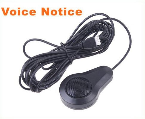 Car Reversing parking sensor 4 Parking Sensors Car Backup Reverse Radar Kit Voice Alert