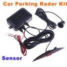 LED Car Backup Reverse Radar with 4 Parking Sensors car parking sensor