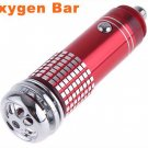 Free Shipping Mini Auto Car Fresh Air Purifier Oxygen Bar Ionizer car air cleaner