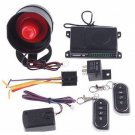 Best Car alarm system 1-Way Car Alarm Security System with Remote Control free shipping