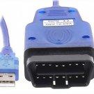 VAG K + CAN 1.4 OBDII OBD 2 USB Diagnostic tool Commander usb car scanner
