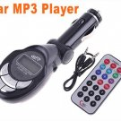 Car MP3 Player/ FM Transmitter/Car FM transmitter with Remote Control free shipping