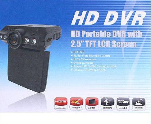 Mini HD 720P Car Camera Car DVR