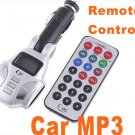 Car MP3 Car FM Transmitter Car MP3 USB SD/MMC/TF w/ Remote Control