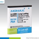 Wholesale HK MOMAX Battery for Sony Ericsson XPERIA Neo MT15i BA700 LT16i ST18i Free Shipping