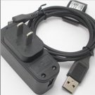 Wholesale Portable Charger & Cable for Nokia (min USB) Free Shipping