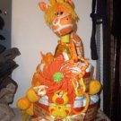 Macy's Jazzy Collection Designs Diaper Cakes choose your diaper cake today