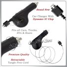 for LG RUMOR LX 260 LX260 CELL PHONE TRAVEL CAR CHARGER