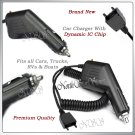 for SONY ERICSSON W300 W300I PHONE TRAVEL CAR CHARGER