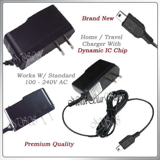 for MOTOROLA KRZR K1m K1 PHONE TRAVEL WALL HOME CHARGER