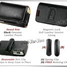 fr BLACKBERRY CURVE 8310 8320 8330 LEATHER HOLSTER CASE