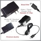 BLACKBERRY PEARL 8110 8120 8130 PHONE WALL HOME CHARGER