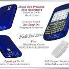 fr BLACKBERRY CURVE 8310 8320 8330 HARD BLUE CASE COVER