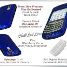BLACKBERRY BB CURVE 8310 8320 8330 BLUE COVER CASE SKIN