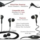 for LG VOYAGER VX10000 VX HANDSFREE STEREO HEADPHONES