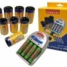 Fameart Universal Battery Charging Kit