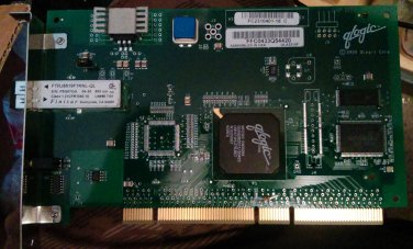 Qlogic PCI-X 2GB HBA FC Card QLA2310F, FC2310401-18 C