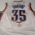 Kevin Durant Oklahoma City Thunder Hand Signed Autographed Jersey Gai Ga Coa