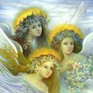 Digital Heavenly Angels Puzzle 336 Pieces #5