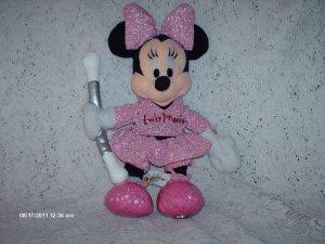 """2006 Disney's Minnie Mouse """" Twirl Mania"""" Plush Toy"""
