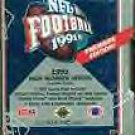 1991 high numbers series- NFL Football CARDS