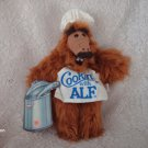 ALF HAND PUPPET FROM BURGER KING- COOKIN WITH ALF