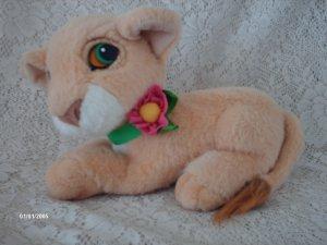 1993 Disney Authentic Lion King Nala Plush Toy