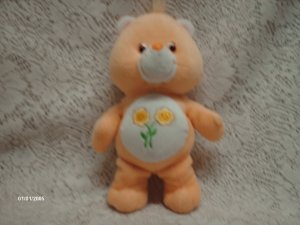 2002 8' Care Bear Friend Bear Plush Toy
