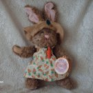 """10"""" Flora The Brass Button Collection Plush Toy"""