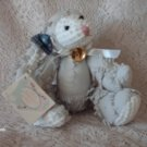 FROM GRANDMA'S HEART GRAY LAMB PLUSH