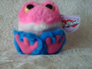 2000 Retired  Candy Puffkins Collectible Plush