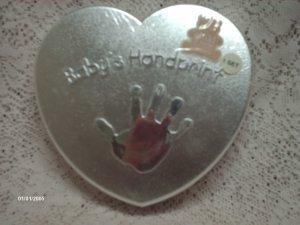 Carter's Child of Mine handprint kit (NEW)